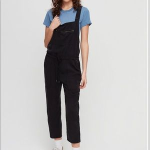Wilfred free overalls black size small